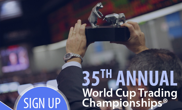 35th annual World Cup Trading Championships tm - Enter now!